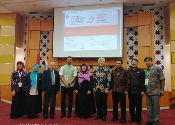 Universitas YARSI Adakan Indonesia India Higher Education Forum 2019