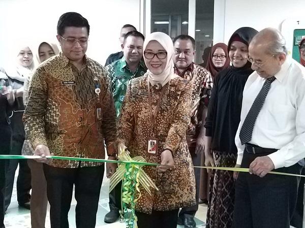 Launching Pojok Kependudukan dan PPKS (Pusat Pelayanan Keluarga Sejahtera) di Universitas YARSI