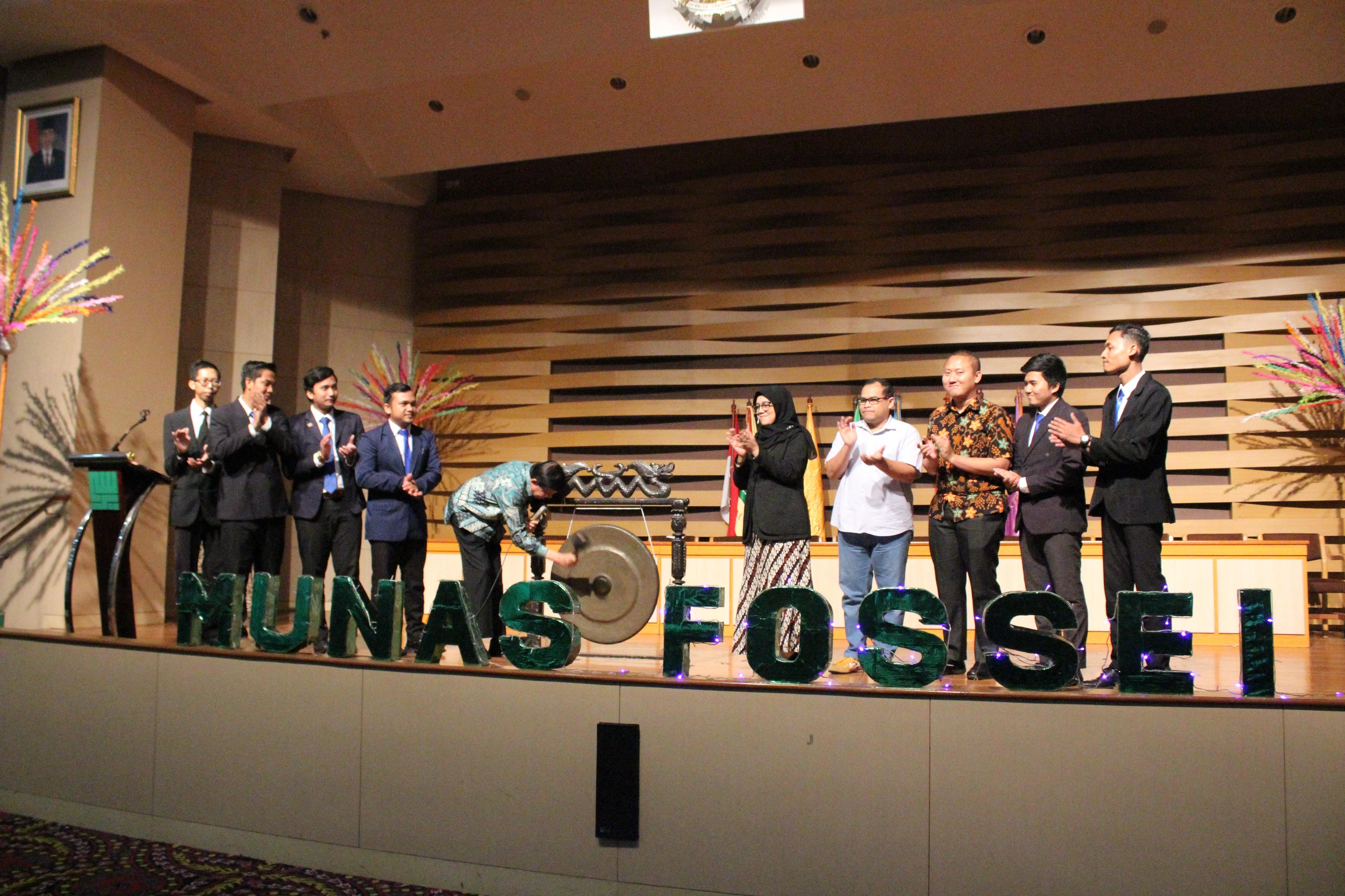 Seminar Nasional dan Munas Forum FoSSEI-2