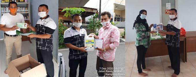 Lomba RPTRA Sehat Bebas Covid-19 - 2